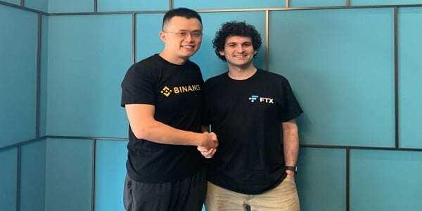 Binance, Kripto Para Türev Borsası FTX ile Partnerliğini İlan Etti