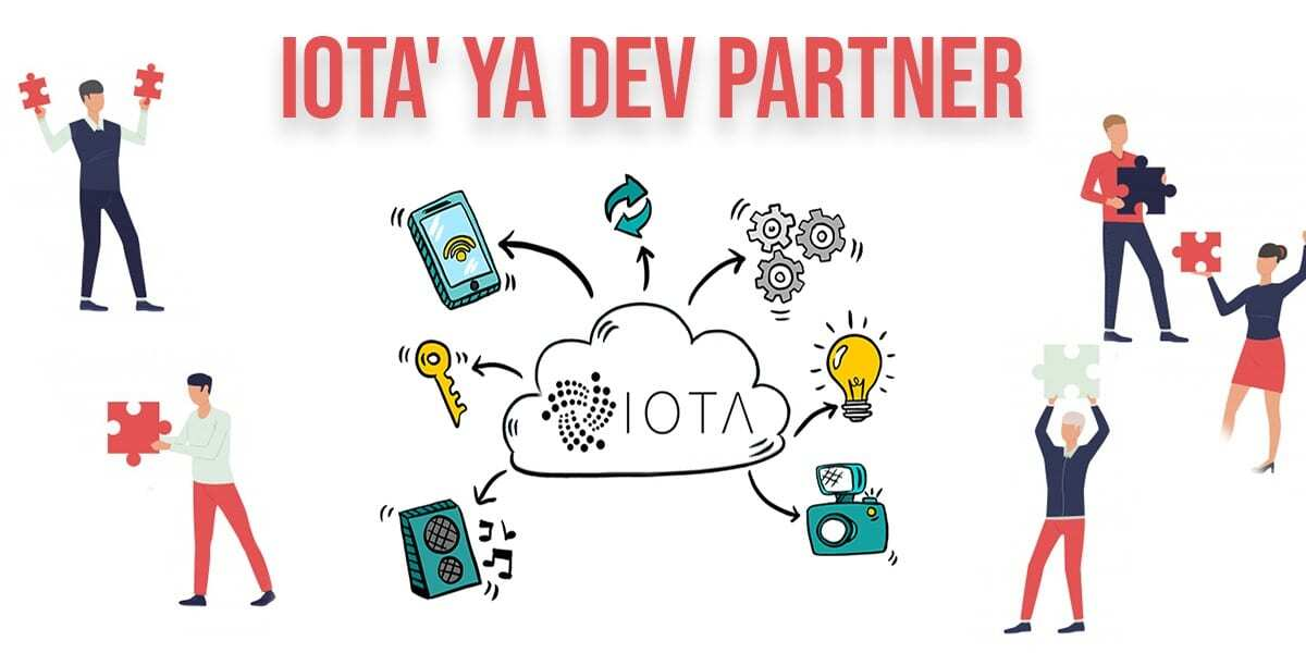 IOTA'ya Dev Partner!