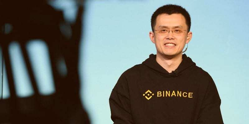 Changpeng Zhao Kimdir? McDonalds'tan Binance'e! : Muhabbit