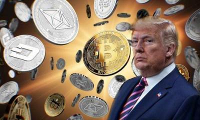 Donald Trump Kripto Paralar Hakkında Konuştu!
