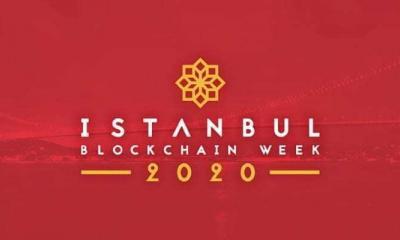 İstanbul Blockchain Week Geliyor