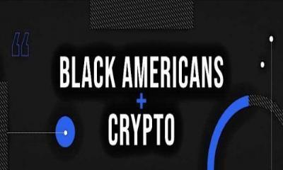 Coinbase'e Göre Siyahiler Kripto Paralarla Daha İlgili