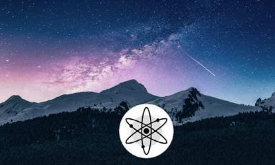 Cosmos'da (ATOM) Yaprak Dökümü