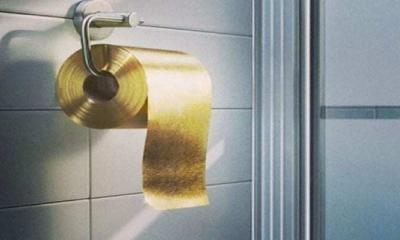 Dünyanın Yeni Para Birimi: Tuvalet Kağıdı!