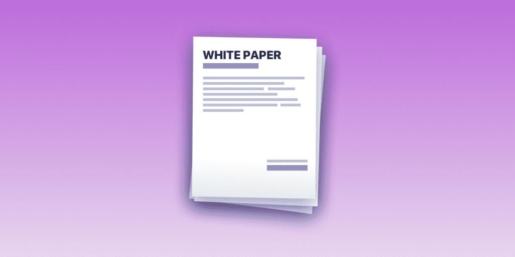 whitepaper nedir?