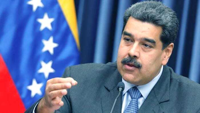 Venezuela Devlet Başkanı Nicolas Maduro, kripto para ile çok ilgili.