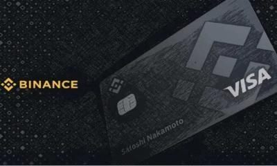 Binance Visa Card Avrupada Kullanıma Başlıyor!