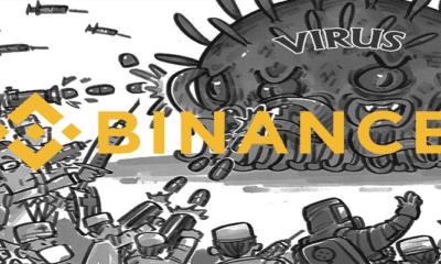 Binance Charity COVID-19'a Karşı Yeni Bir Girişim Başlattı