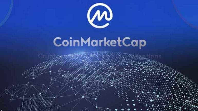 coinmarketcap sitesi