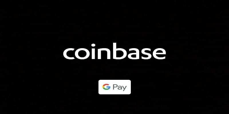 coinbase google pay