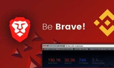 Brave İçin Binance Widget'ı Kullanıma Açıldı!