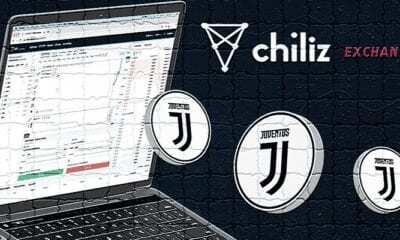 Chiliz'in Juventus Tokeni Açılışta Yüzde 17 Arttı