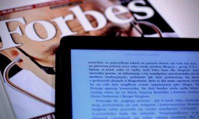 ForbesListesinde Dikkat Çeken Kripto Para Detayı