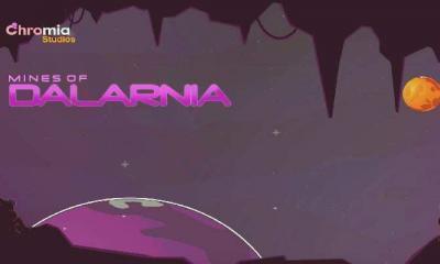 Chromia'nın Yeni Projesi Mines of Dalarnia!