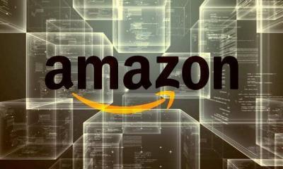 Amazon Da Blockchain Teknolojisini Tercih Etti!