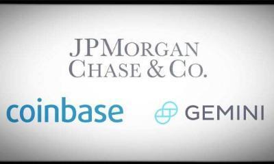 JPMorgan, Coinbase Ve Gemini'yi Kabul Etti!