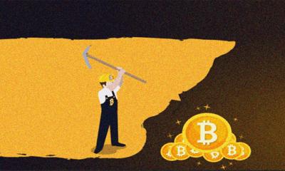 Bitcoin'de Hash Rate Rekor Kırdı!