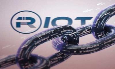 Riot Blockchain Hash Rate'ini İkiye Katlamayı Planlıyor