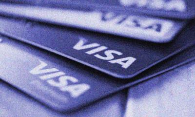 Visa'dan Dijital Para Patenti Geliyor!