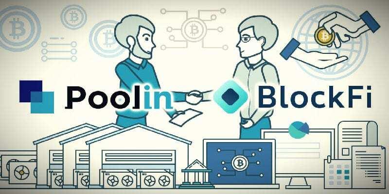 Poolin ile BlockFi'den İşbirliği!