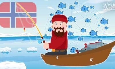 Norveçli Balıkçıların Tercihi Blockchain!