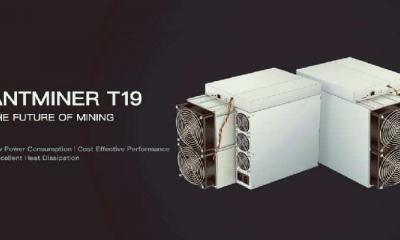 Madencilik Devi Bitmain T19'ları Piyasaya Çıkarıyor!