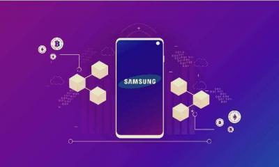Samsung Blockchain Cüzdanıyla Gemini'den Bitcoin Alınacak!