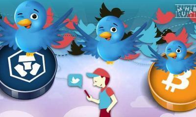Twitter'ın En Popüler Kripto Para Birimleri!