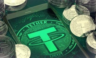 Tether'in Ethereum'un Önüne Geçmesi An Meselesi!