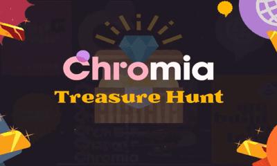 Chromia'dan Hazine Avı! Ödül 5000 $ Değerinde!
