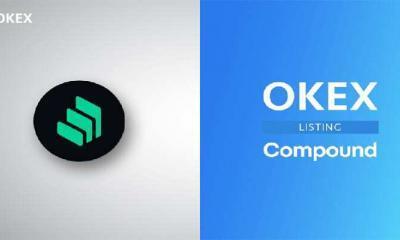 OKEx Compound'u (COMP) Listeledi! Ticareti Başladı!