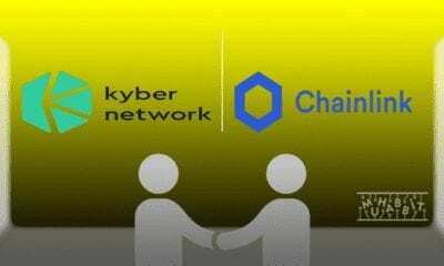 ChainLink İçin Yeni Anlaşma! KyberNetwork Verileri ChainLink'ten Alacak