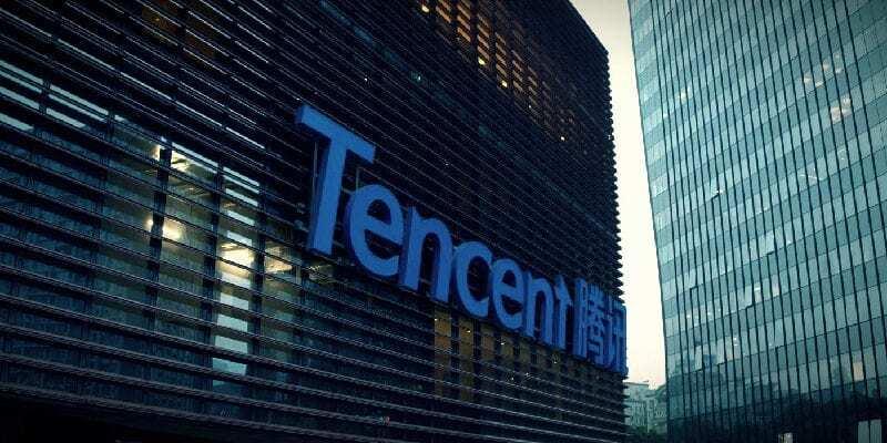 Tencent Blockchain İttifakı Kurmayı Planlıyor