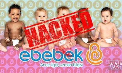 Bebeveynler Dikkat! Siber Saldırıya Uğradık!