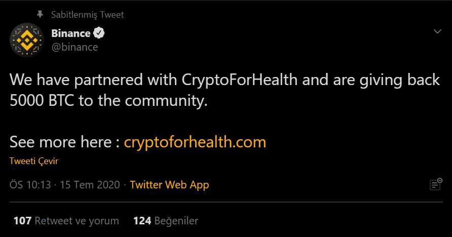 Hackerlar Tarafından Atılan Tweet