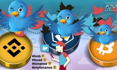 Twitter'a Binance Simgesi Geldi! CZ Hemen Tweet'ledi!