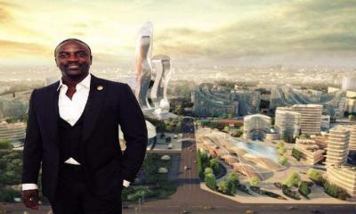 Akon Kenya'da Blockchain Merkezi Kuruyor!
