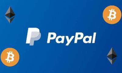PayPal Ödemeler İçin Kripto Tabanlı Bir Çözüm Geliştiriyor!
