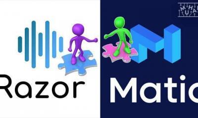 Razor Network ve Matic Network İşbirliği Halinde!