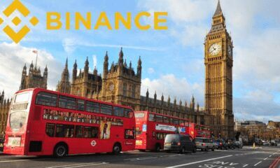 Binance, İngiltere Lansmanından Önce Reklama Başladı
