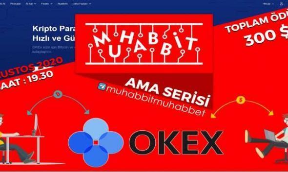 OKEx'in CEO'su ile AMA Etkinliği!