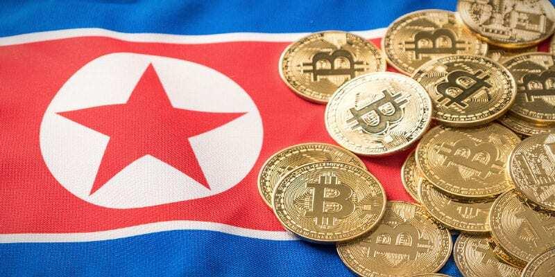 Kuzey Kore 1.5 Milyon $'lık Fonu Altcoinler ile Aklamış!