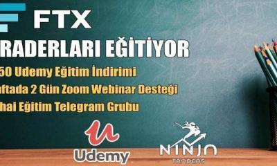 FTX Sponsorluğunda Eğitim