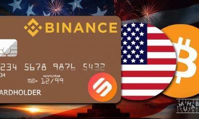 Swipe'ın Yeni Ortaklığı ile Binance Card ABD'de!