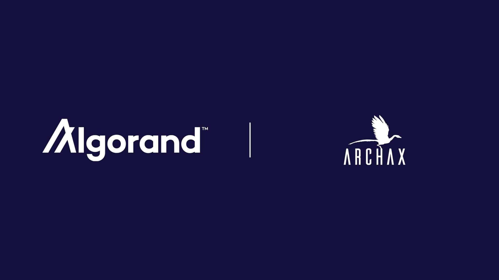 İngiltere Borsası Archax, Defi Projelerinde Algorand İle İşbirliği Yapıyor