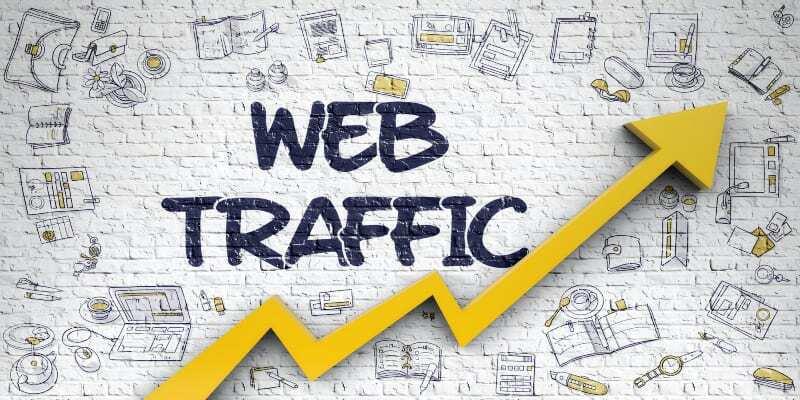 web trafiği