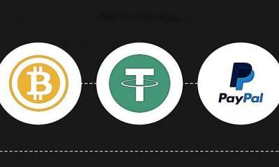 Tether Transferlerinin Değeri Bitcoin Ve PayPal'ı Geçti!