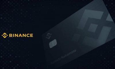 Binance Card Gümbür Gümbür Geliyor!