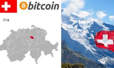 İsviçre'nin Zug Kantonu Vatandaşları Artık Bitcoin İle Vergi Ödeyebilecek