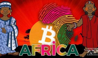Afrikalılar Para Transferlerinde Kripto Paralara Yöneldi